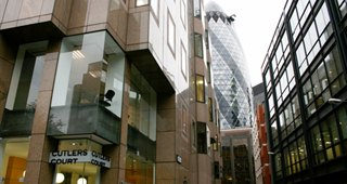 Cutlers Court, 9 Cutler Street, London, EC3A 7BR