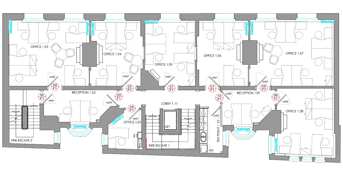 London Office Hudson Hse Tavistock St Wc2e 7pp