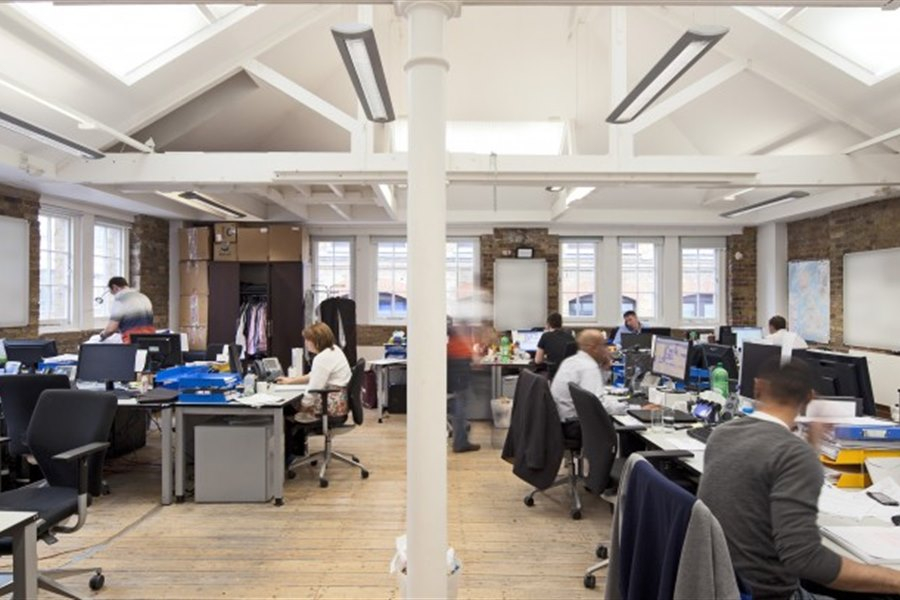 London office space 24 greville street ec1n 8ss - Small office space london property ...