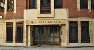 20 Little Britain, London, EC1A 7DH