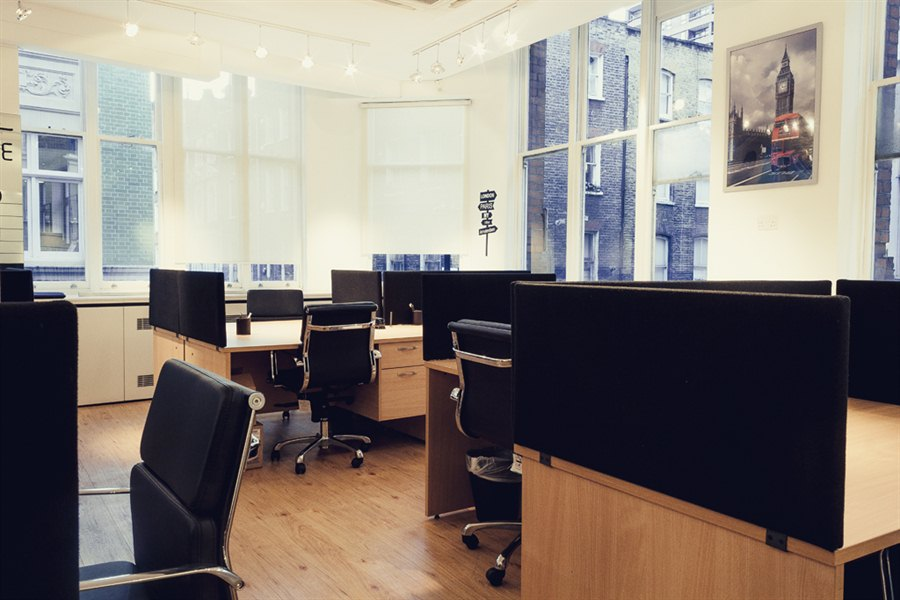 London office space 36 lexington street w1f 0lj - Small office space london property ...