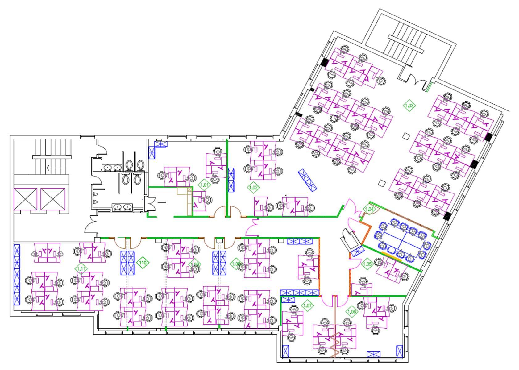 Reading serviced offices 23 duke street rg1 4sa for Reading a floor plan