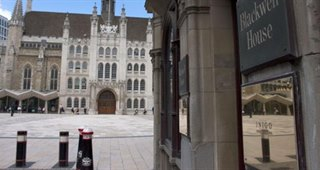 Blackwell House, Guildhall Yard, London, EC2V 5AE