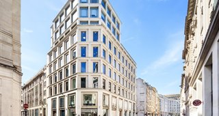 60 Gresham Street - LET, London, Greater London, EC2V 7BB