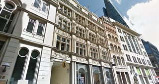 Sun Court, Cornhill, London, EC3V 3NB