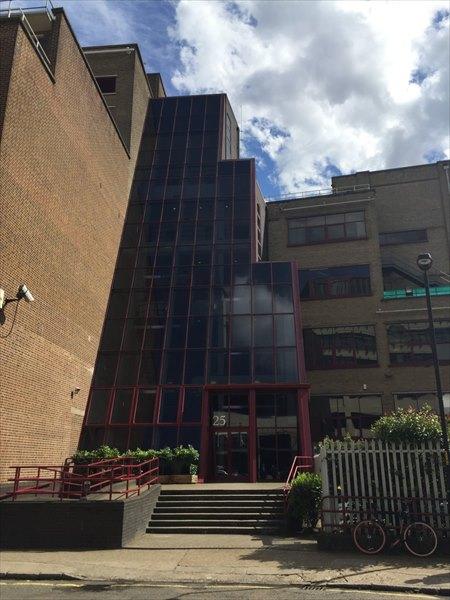 London Office Space 25 Lavington Street Se1 0nz