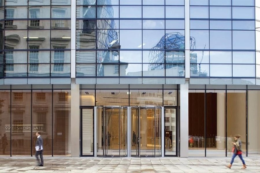 London Office To Let 99 Bishopsgate EC2M 3XD